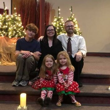 Pastor Seth and Family